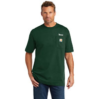 CARHARTT WORKWEAR POCKET S/S TSHIRT